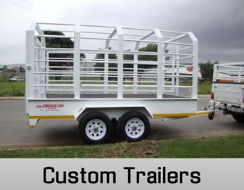Custom Trailers Manufactured